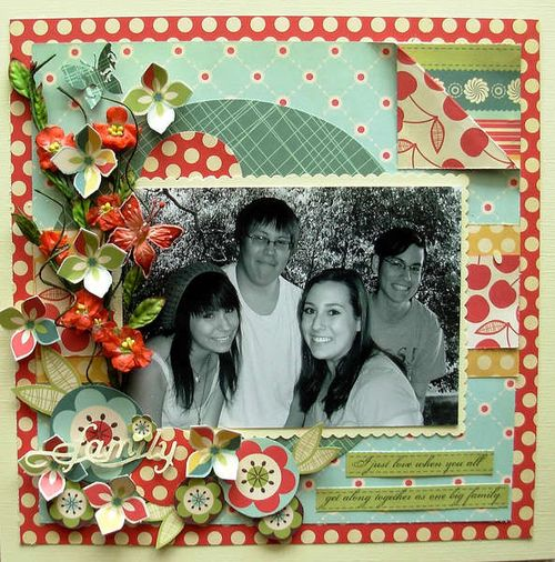 scrapbooking layout ideas. has a scrapbook layout