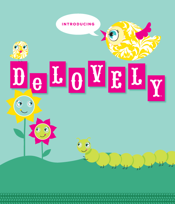 Delovely_intro