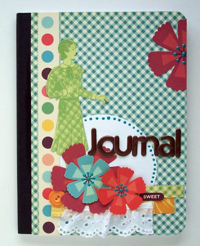 Material girl journal