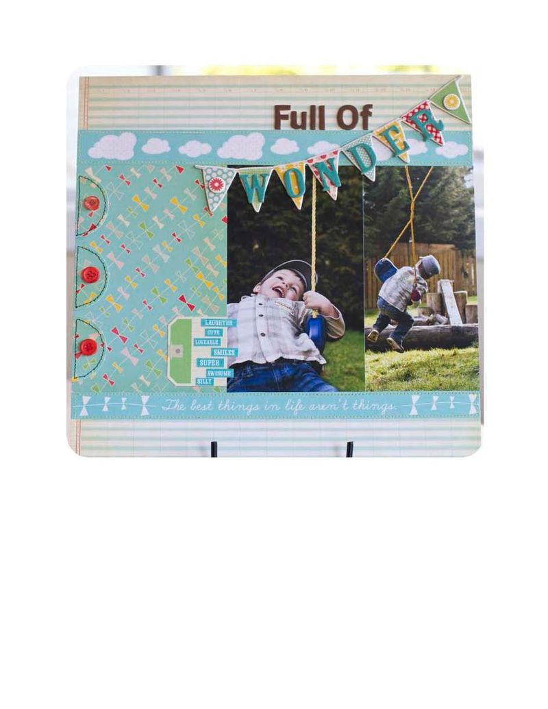 Laura C Togtherness layout