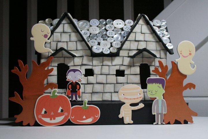 Spooky House Matilda
