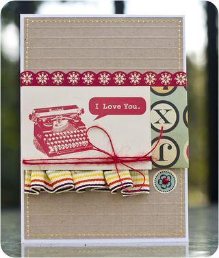 LC-TypewriterCard