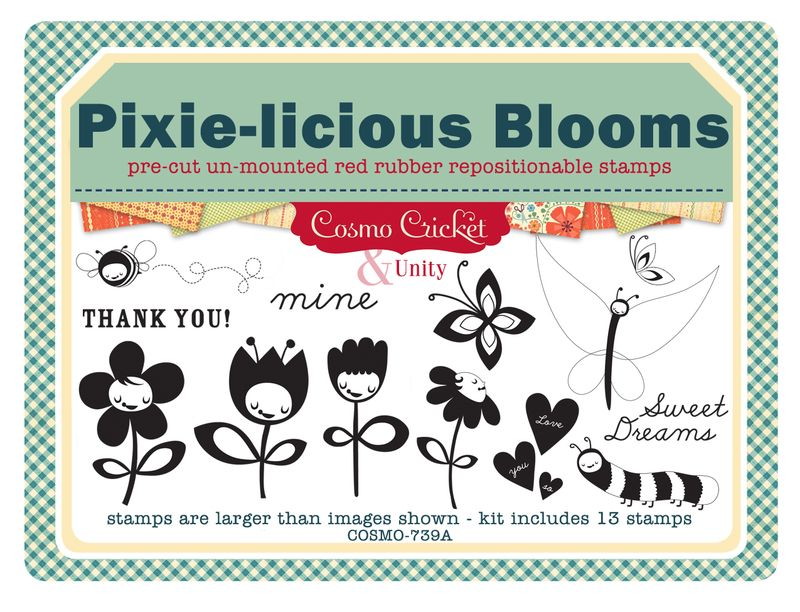 Pixie-licious Blooms
