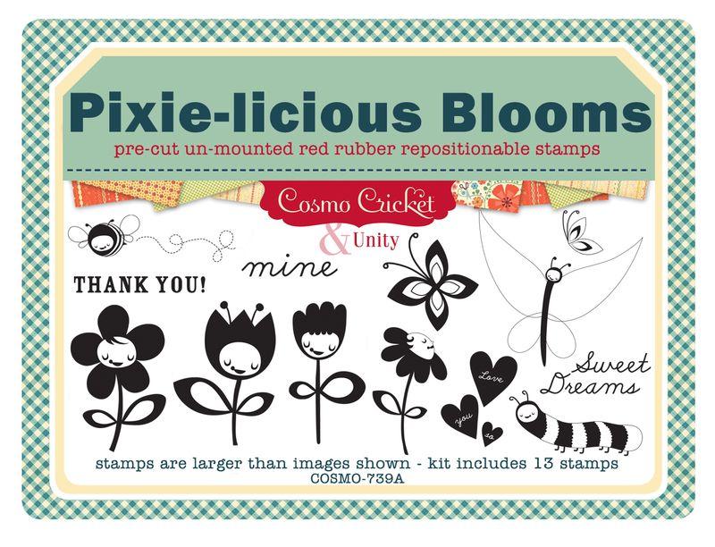 Pixie-licious Blooms