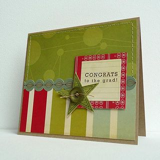 Card Congrats to the Grad - Ingrid Danvers