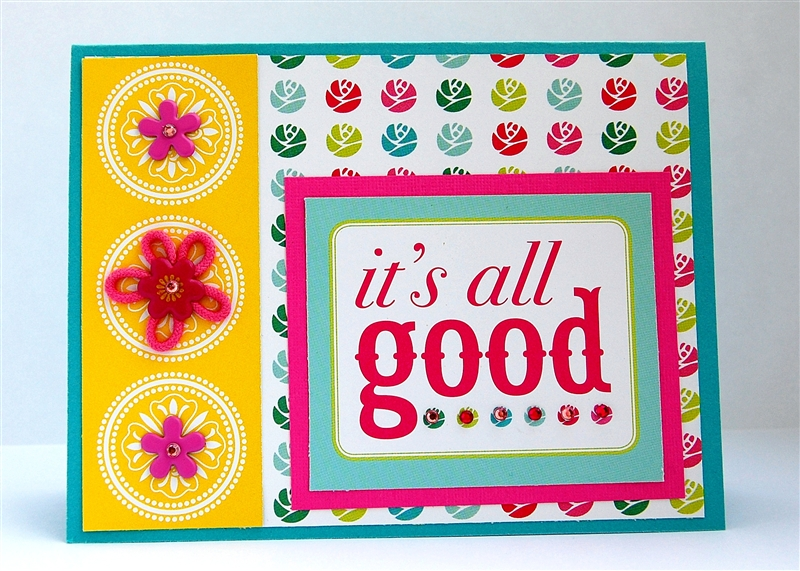 It's all Good card