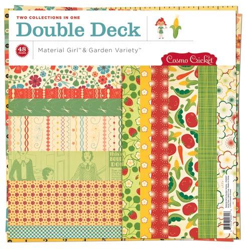 Material Girl Garden Variety Double Deck