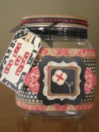 Cosmo Circa Treat Jar