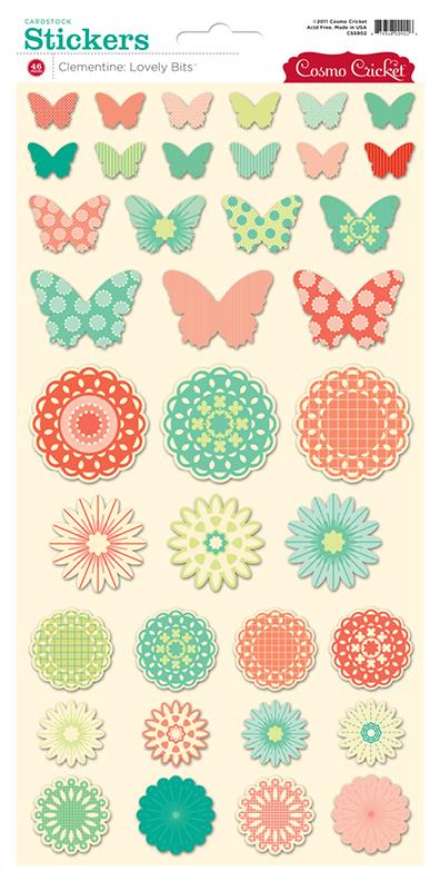 Clementine_stickers2