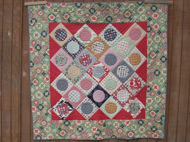 Circa 1934 quilt_moda fabric_Emily Bailey