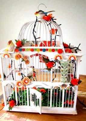 Salt Air Bird Cage 1