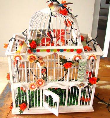 Salt Air Bird Cage 2