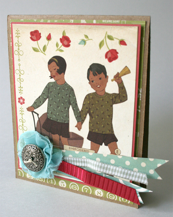 Handmade_card_odds and ends_cosmo cricket_julie comstock
