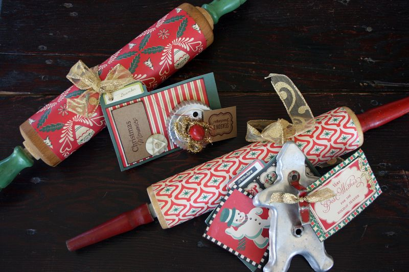 Paper craft_christmas_gift_cooking