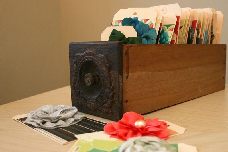 Gluber_paper_craft_tag_antique_sewing_drawer_storage
