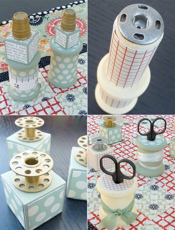 Handmade chess board pieces