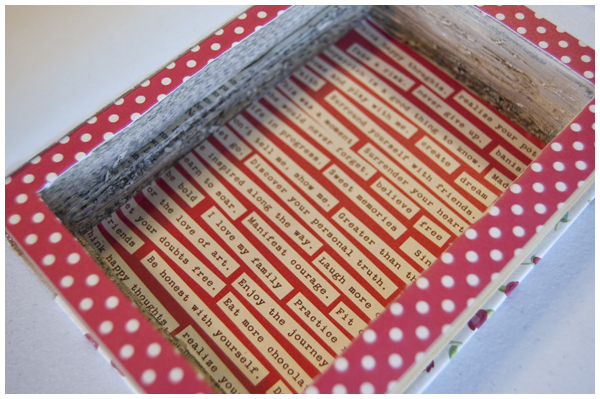 How to make a secret compartment book inside 2