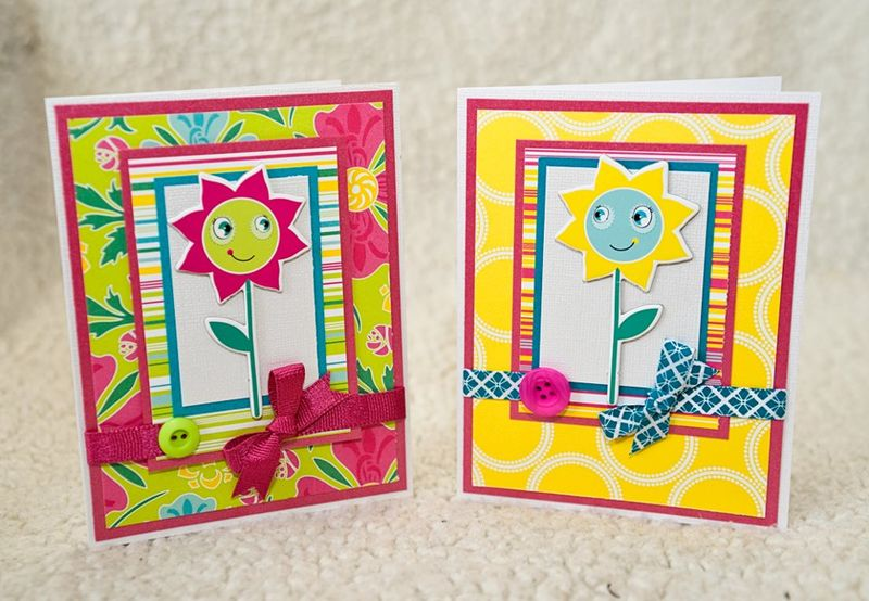 Spring cards for friends
