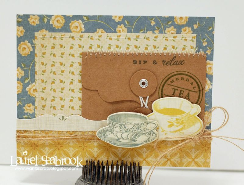 Spring friendship card_stamp_Laurel Seabrook