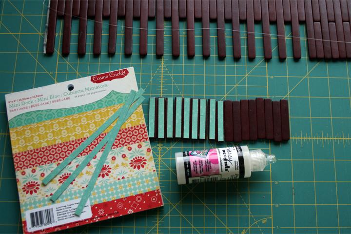 DIY Bamboo Bracelet Tutorial