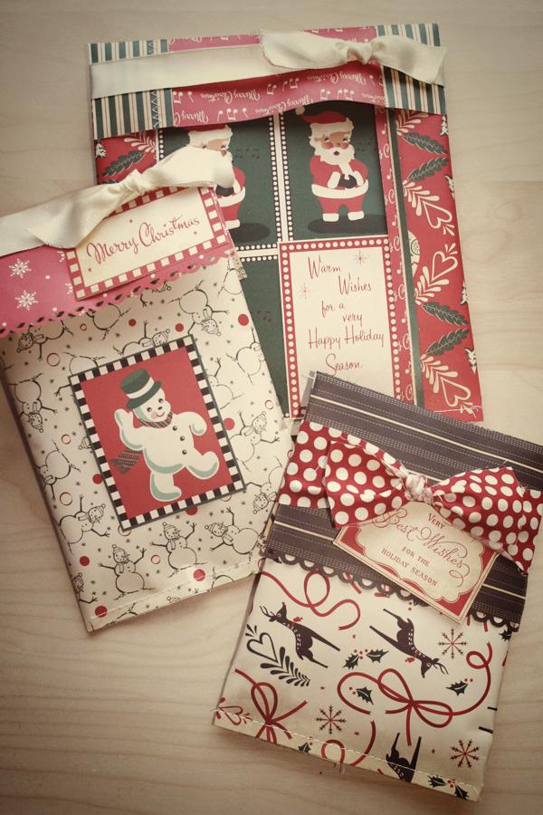 Handmade_paper gift bags