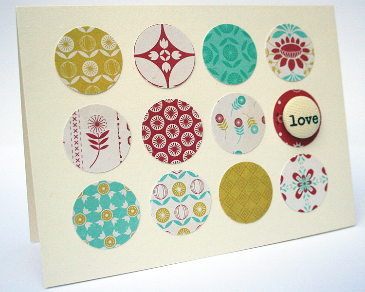 Cosmo Cricket_spacing circles evenly for paper craft designs