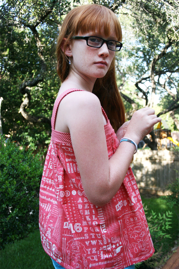 Summer Tank Tops2_Odds and Ends fabric by Julie Comstock