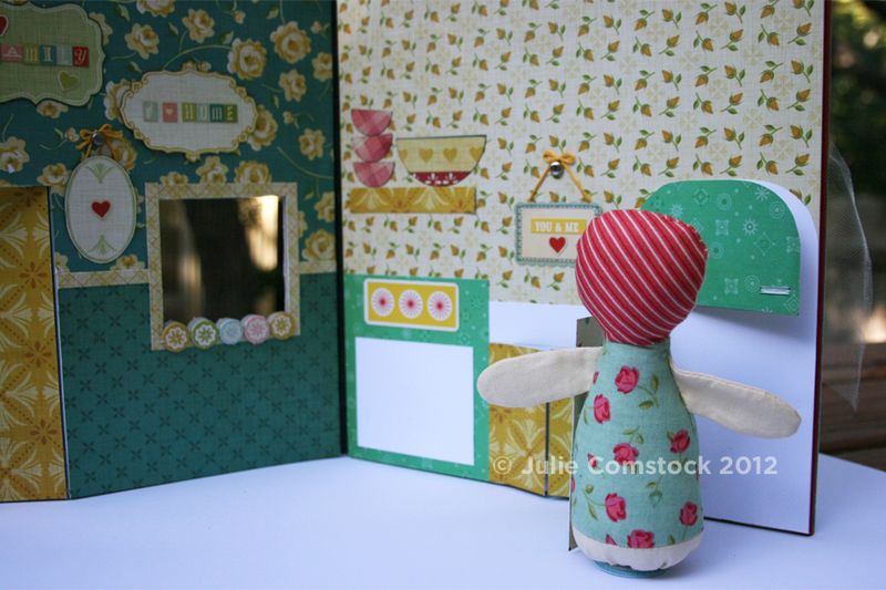 Game Board to Doll House_kitchen_Cosmo Cricket & Julie Comstock