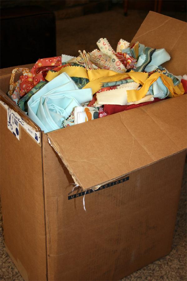 Box o scraps