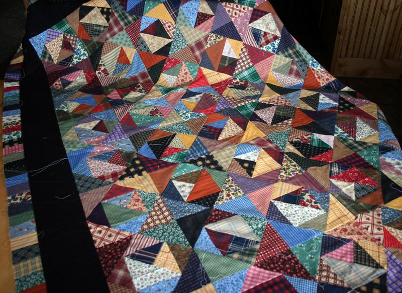 Preserving memories with quilts cosmo cricket
