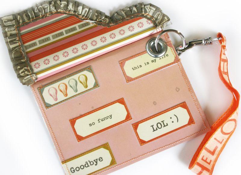 Paper purse twenty three cosmo cricket1