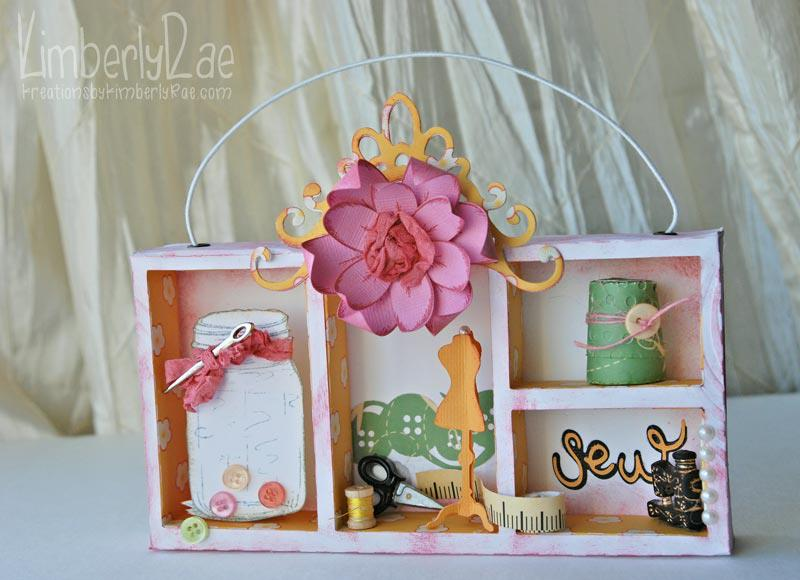 KimberlyRae Forde_sewing room decor