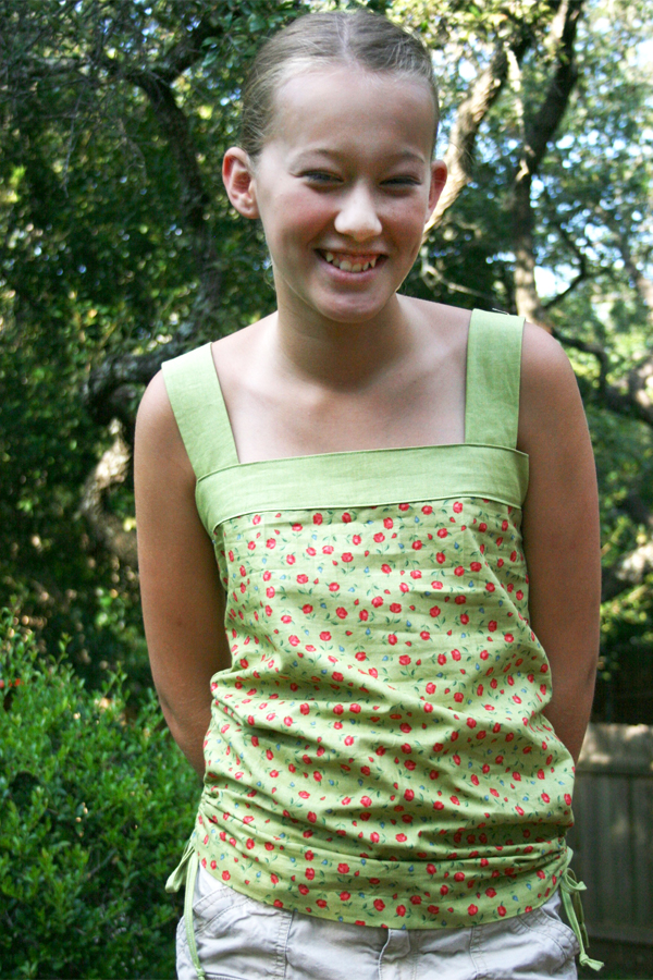 Summer Tank Tops3_Odds and Ends fabric by Julie Comstock