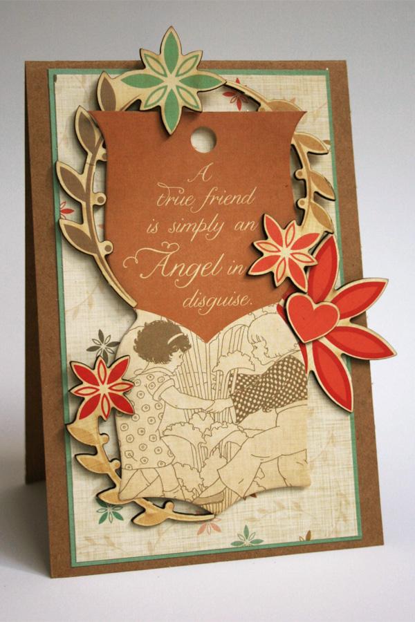 Friendship card_cosmo cricket_art angel_chas12
