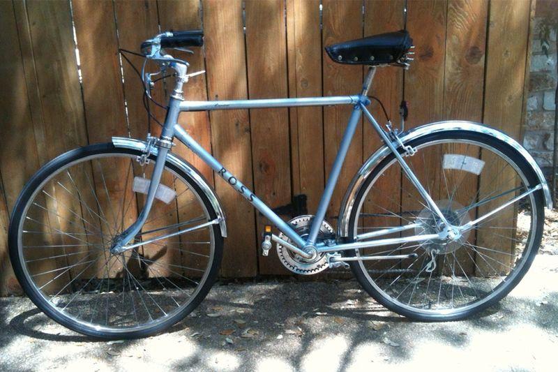 Julie's Commuter Bike