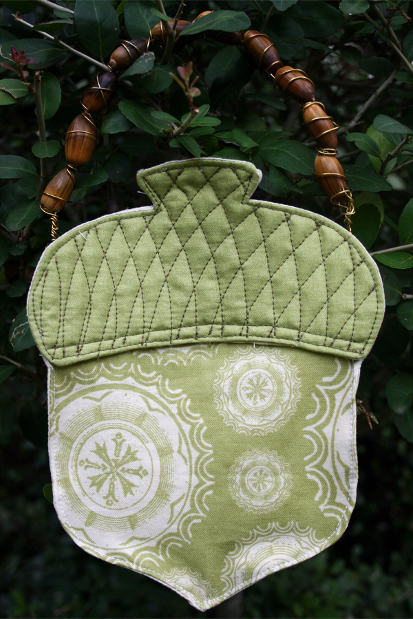 Acorn Purse | Odds and Ends | Julie Comstock