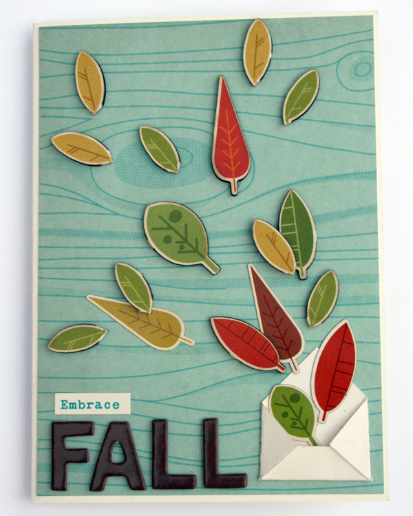 Embrace Fall | Cosmo Cricket
