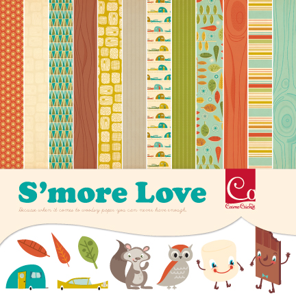 S'more Love | Cosmo Cricket