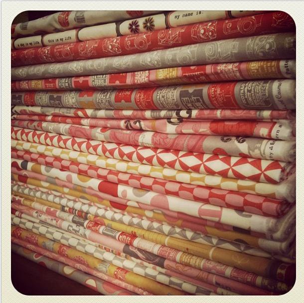 2TWNETY-THR3E fabric