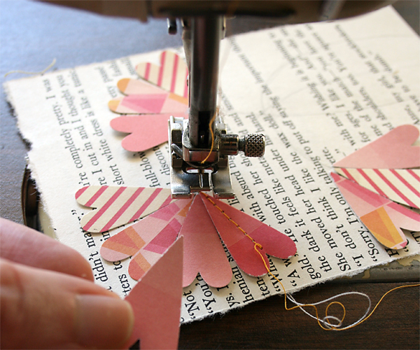 Tips for Sewing Paper