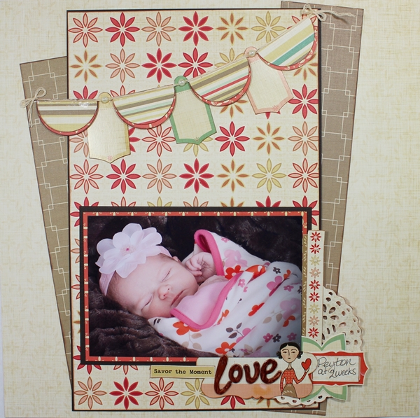 Art Angel | Layout | Lynette