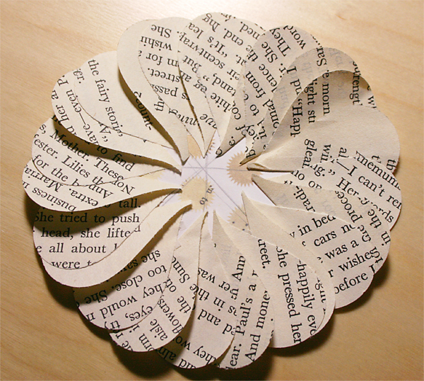 Folded Heart Paper Flower Tutorial | Cosmo Cricket