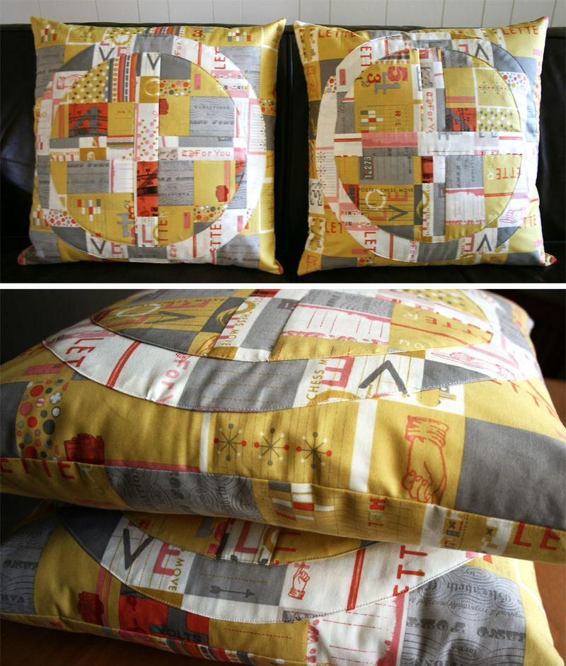 Phillip's Pillows | 23 Fabric