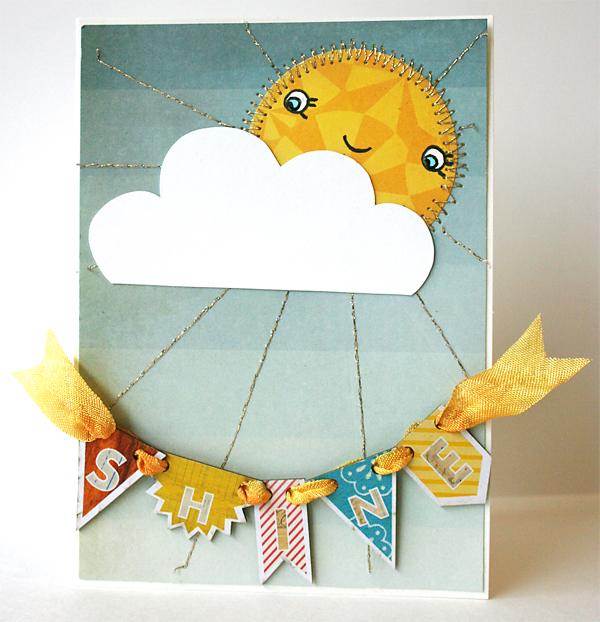 Shine Card   Julie Comstock