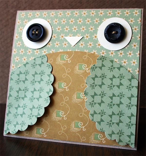 Owlivia by Julie Comstock