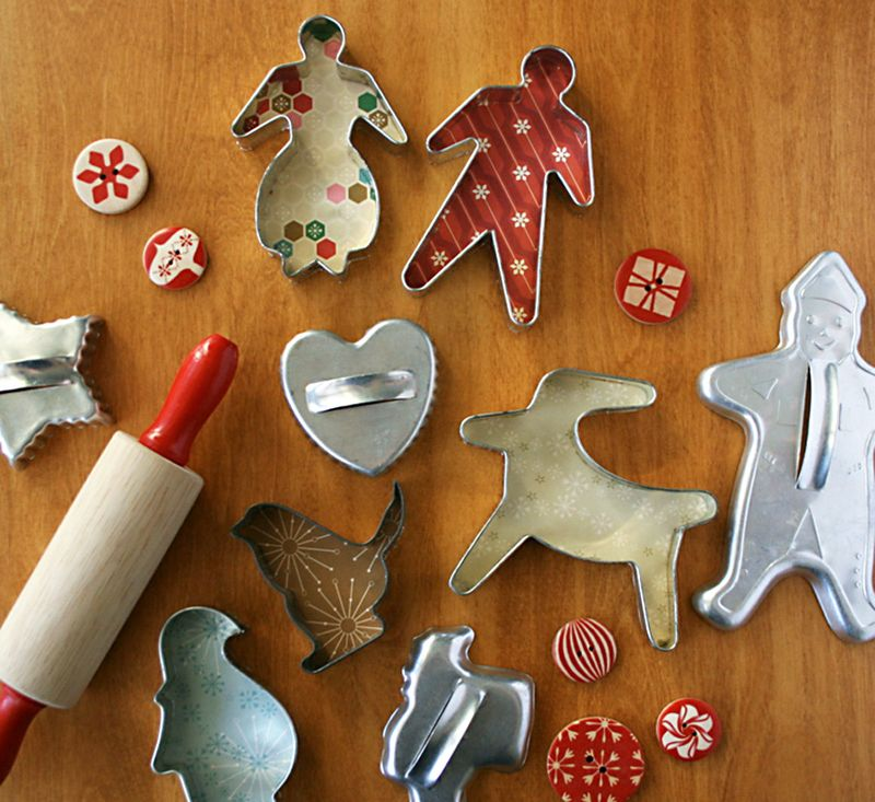 Cookie Cutter Ornaments | Cosmo Cricket
