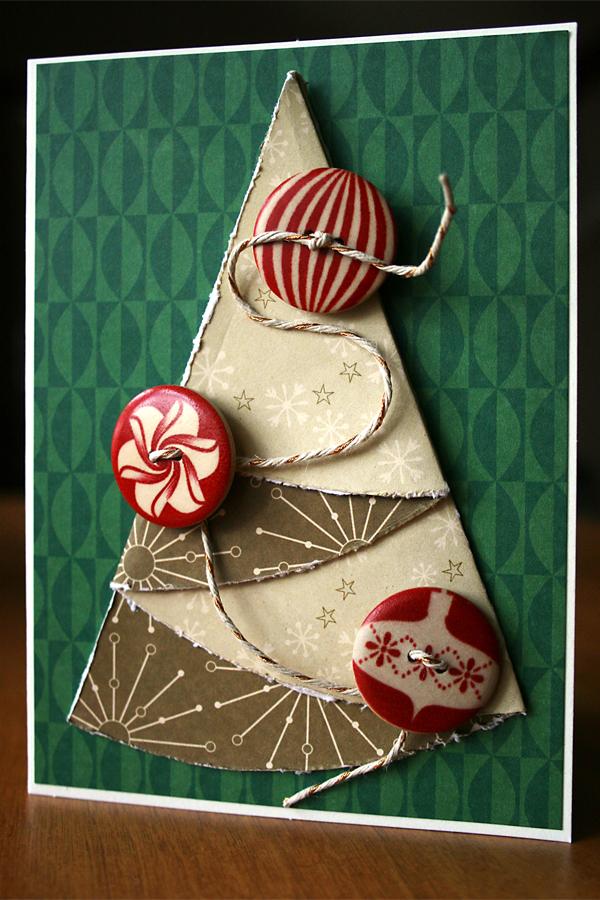 Folded Christmas Tree | Cosmo Cricket