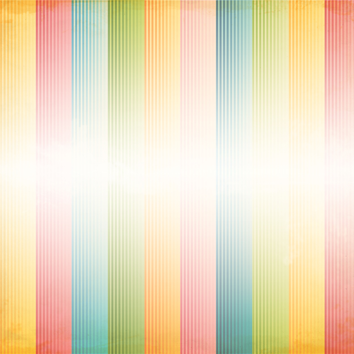 Ombre stripe | Julie Comstock