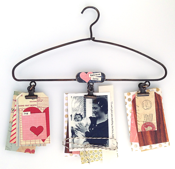 Memory Project Hanger | Cosmo Cricket