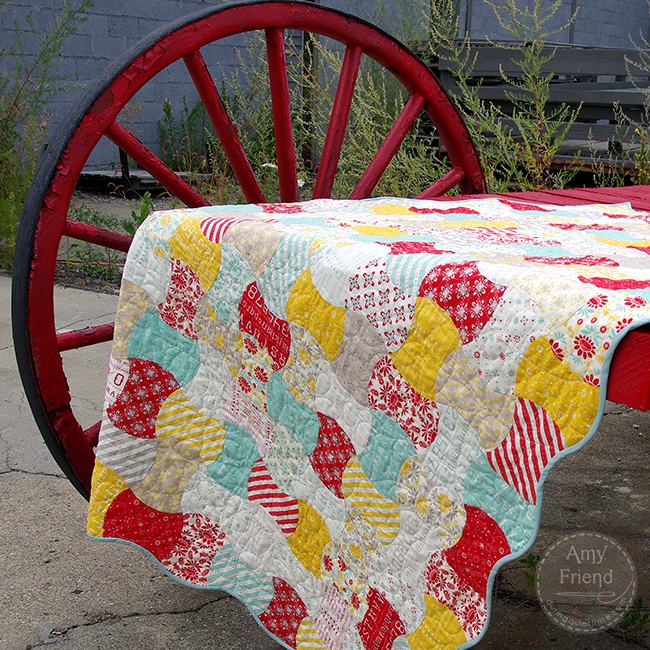 Baby Jane Fabric | Quilt by Amy Friend